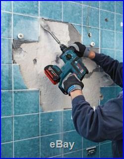 Cordless Rotary Hammer Drill Kit, 18V, SDS BOSCH RHH181-01