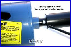 Fits Hilti Bosch Rotary hammer drill 2.5 core bit with SDS Plus & Pilot Bit 2 1/2