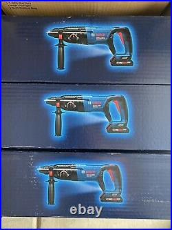 GBH18V-26DK15 Bosch Bulldog Core18V 1 SDS-Plus Cordless Rotary Hammer Drill