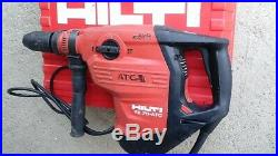 HIlti TE70 TE 70 ATC AVR with Case Bohrhammer, Meißelhammer Hammer Drill 220V