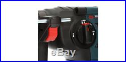 Hammer Drill 8 Amp Bosch Rotary Corded with Auxiliary Handle and Carrying Case