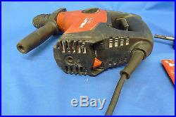 Hilti TE 7-C -120 Volt Hammer Drill Bosch 1/2 Drill bit head
