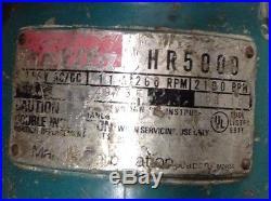 (MA4) Makita HR5000 Corded 11 Amp Rotary Hammerdrill Kit