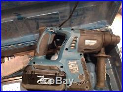 Makita 36volt hammer drill, Hilti, Bosch, Miwaulkee cordless Makita cordless