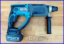 Makita DHR202 18V 3.0Ah LTX SDS-Plus Rotary Hammer Drill