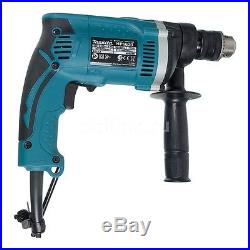 Makita HP1630K 13mm 16mm 30mm Hammer Drill Corded 710W / 220V