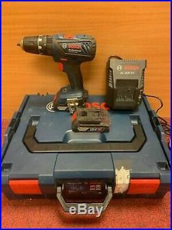 (NE6) Bosch Professional GSB18-2-LI Plus 18V Cordless Hammer Drill