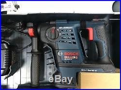 Newbosch Bulldog Rotary Hammer Cordless 36v 1 1/8 Sds Plus, Rh328vc-36k