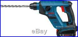 NEW! Bosch 18V ROTARY HAMMER COMPACT Li-Ion Cordless GBH 18V-LI Compact BB