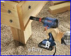 NEW Bosch 3-Tool 18-Volt Power -Tool Combo Kit with Cordless Rotary Hammer