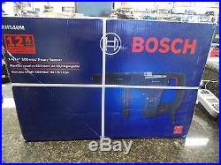 NEW Bosch RH540M 1-9/16 SDS-Max Rotary Hammer Drill 12 Amp
