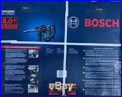 NEW IN THE BOX! Bosch RH328VC 1-1/8 SDS-Plus Rotary Hammer