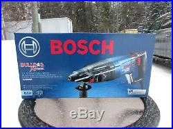 New Bosch 11255VSR 1 SDS-Plus Bulldog Xtreme Rotary Hammer Drill