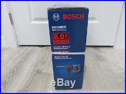 New Bosch Rh328vc 1 1/8 7.5 Amp Electric Rotary Hammer Drill