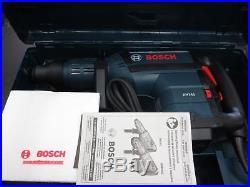 New Bosch Rh745 1-3/4 Sds Max Combination Hammer Drill