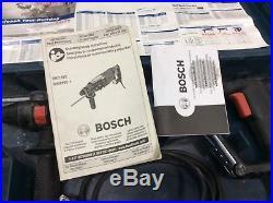 RH228VC Bosch SDS-Plus Bulldog Extreme Max Heavy Duty Rotary Hammer Drill Extras