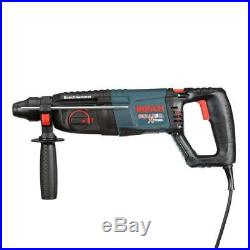 Rotary Hammer Drill SDS-Plus Variable Speed 8 Amp 1in. Cord withAuxiliary Handle