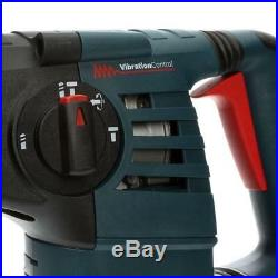 Rotary Hammer Drill SDS Plus Variable Speed 8 Amp Corded 1-1/8 in