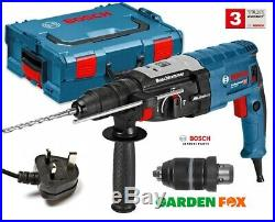 SALE Bosch GBH2-28F SDS+ R. Hammer DRILL Chuck L-Boxx 0611267671 3165140843683 D2