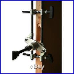 SOUBER MORTICE LOCK FITTING JIG DBB Jig 1 + Bosch 13RE Hammer Drill 110v