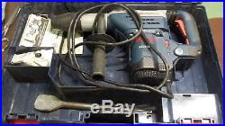 Used Bosch 11264EVS 1-5/8 Corded Rotary Hammer Drill