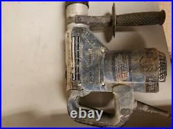 Used working Bosch 11240 120V 10A Hammer Drill with some bits
