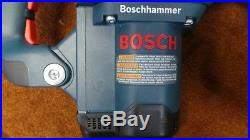 VERY NICE Bosch 1-5/8 SDS-max Combination Rotary Hammer Drill 11264EVS